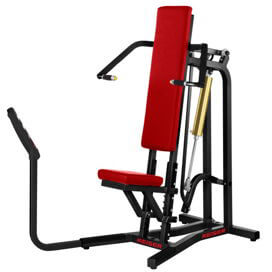 Seated chest press 001621BP
