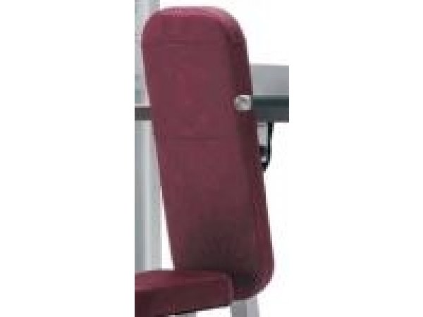Star Trac Impact Strength Rugkussen Large